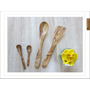 【餐具推薦】木餐具產品家人食用好安心《NOViCE》橄欖原木烹飪食具組+橄欖木兒童湯匙組,百年經典地中海橄欖木,提升生活質感