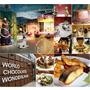 台北旅遊▋淡水一日輕旅行之世界巧克力夢公園好好玩