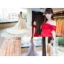 [結婚]台北Royal蘿亞婚紗 禮服試穿心得分享 不用加價就能穿到的夢幻婚紗!!