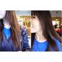〔美髮〕北市東區忠孝復興【Re Born髮沙龍】補染+OLAPLEX護髮,超愛輕盈柔順的髮絲