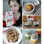《料理》維持體態從健康的早餐開始♥波蘭-Sante水果麥片♥微甜 酥脆的頂級味蕾饗宴!
