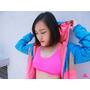 GS愛漂亮 | V.VIENNA 微微安娜 |  Girls Light無痕運動內衣/ 翹臀曲線運動褲