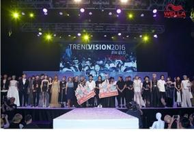 WELLA TVA2016髮境演化,台灣作品驚艷世界眼光