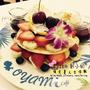【食記】新北美食 新埔捷運站 Oyami Caf'e Tiffany鄉村風餐廳 捷運美食