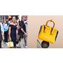 直擊超模Heidi Klum造型有亮點!MCM經典Milla包再創新成為IT BAG