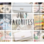 [花妮每月最愛單品] July Favorites 2016|7月最愛♥