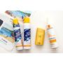 【防曬】夏天要白不要黑!3款身體防曬推薦。理膚寶水、安耐曬、HANAKA花戀肌噴霧
