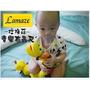 ◊ 陪伴寶寶成長 啟發寶寶感官發展的安全玩具 ➩ Lamaze 拉梅茲 音樂布蟲尺