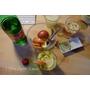 小廚房 ▌孕婦推薦零卡飲品,DIY夏日水果氣泡飲,同場加映大人味氣泡酒!