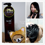 【頭髮 清潔】四種草本精華活躍秀髮的生命力。清淨海自然原本草植蕙洗髮精