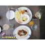 【食記】松山區美食 台北義式料理 繆思咖啡Muse Café 多國創意料理 偶像劇軍中情人場景之一