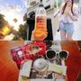 ▌生活筆記 ▌韓國歐膩的隨身好物 DETOX WATER鮮採水果水製作方法超簡單!!