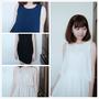 ♥穿搭♥夏天衣櫥裡的那些洋裝 x 必備款介紹
