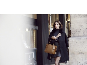 Longchamp Pénélope 拼接秋冬色彩 擁有一只巴黎女人的小潘包