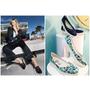 FitFlop X Anna Sui聯名款,進化版芭蕾舞鞋好生火
