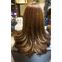 【台北東區美髮】暖色調的好質感髮色~讓我瞬間變身韓系氣質妞 ♥ Re Born hair salon