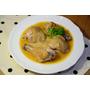 [食譜] 奶油醬汁燉雞腿--櫻花3D雙炫火瓦斯爐。定時烹煮功能、美味不失手