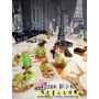 【食記】板橋大遠百 德爾芙de réve café 鐵塔下的甜點之女孩兒的唇彩趴