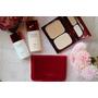 【試用報告】亮澤持久再升級❤SOFINA ALBLANC 潤白美肌輕燦妝系列