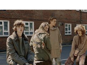 Pull&Bear 2016全新秋冬系列『Stardust』 以90年代風格打造忠於自我的倫敦街頭時尚
