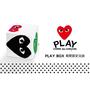 PLAY Comme des Garçons 「PLAY BOX」期間限定店 8月起新竹巨城SOGO登場
