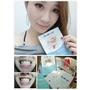 【流行】女孩不只肌膚白牙齒更要白白白 * Protis普麗斯 牙齒美白貼片