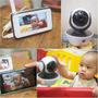 █【幼兒照護】我的第二對眼睛。Motorola MBP854數位影像高解析監視器