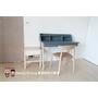 《居家裝潢家具》 【my home8】全實木設計製造家具 書桌x餐椅x床頭櫃︱打造家的溫度 (附開箱影片)