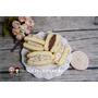 《分享宅配甜點》 微甜道烘培坊-微甜道泡芙蛋糕中秋節禮盒 ~是泡芙還是蛋糕? 減少身體負擔的甜點幸福︱