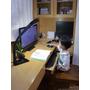 如何替孩子挑選最好的護眼檯燈?BY~anbao 安寶抗藍光LED護眼檯燈 AB-7737