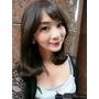 {{Hair}} 不傷髮質的潤彩染護調理 霧面咖啡染髮變髮記-GENIC SALON 設計師Cherry