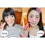 (彩妝) 小技巧!少女的腮紅位置小心機♥小三美日 韓國MISSHA雙頭刷毛腮紅膏+修容