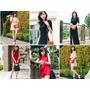 (穿搭) 歐美純色質感穿搭術  素色單品的搭配法 ZALORA outfit