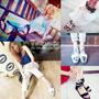 度假穿搭|平底X低跟美鞋變換6種STYLE,踩踏平地的舒適兼具時尚氣勢!