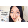 | 影音 | 油性肌膚的日常妝容 My daily makeup ♥ I'm Li Shuo