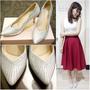 【婚】EPRIS艾佩絲婚宴女鞋 銀河女神●結婚不可或缺的超美婚鞋,連指尖都美麗的秘密●