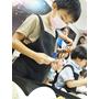 育。兒童課程。 從平面到立體 讓孩子發揮自己的想像力創造自己的太空世界 繪畫 摺紙 卡榫  立體互動課程
