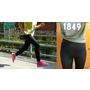 運動褲也能穿出名模身材!【平腹】、【小臀】、【腿細且長】Rose Tutu 芮絲圖110立塑長腿褲