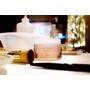 |洗臉推薦|SANTAXUS杉之淬+嫩白舒緩+改善痘痘肌膚+黃金修護凝磚奢華刷具組+紅豆杉活性菁萃