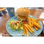 《意外發現新竹振興路美食》好吃的早餐 歐浮找餐 Oops!foody 平價早午餐一次搞定。私房漢堡。