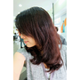 【尚洋髮藝】輕鬆打造上班OL的優雅剪燙-推薦台北髮型設計師Una