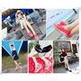 【鞋】穿著ZAXY巴西漾彩鞋,為夏末添上繽紛色彩!!