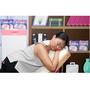 忙碌使人抓狂 更讓睡眠品質NG 「美舒律蒸氣晚安貼」40℃幸福溫熱KISS後頸  把握睡前黃金30分 全身放鬆入睡ING