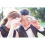 ♡Wedding♡婚紗照道具DIY之四❤不專業之親手製作專屬的糖霜餅乾
