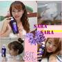 【沐浴】SARA SARA香水沐浴露系列(濃情挑逗香調)~多層次綻放香味,洗完澡就該如此微香迷人