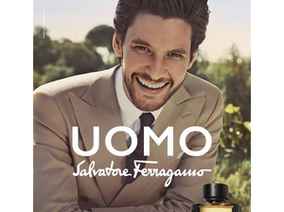 Salvatore Ferragamo Uomo 峰範男性淡香水 10月魅力上市