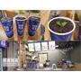心健康自然茶飲及不輸咖啡店的香濃咖啡
