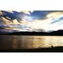 [紐西蘭]蒂阿腦湖Lake Te Anau夕照