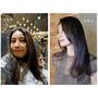 [台中美髮] Glitz Hair旗艦店讓我版畫刷染後的髮質更好了!工業風裝潢+餐飲吧台超有質感的複合式髮廊。(內含染髮後護理)