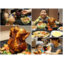 21PLUS新開幕~統一時代百貨美食街,用21 種天然香料融入的跳舞烤雞風味絕佳,適合和三五好友共同分享